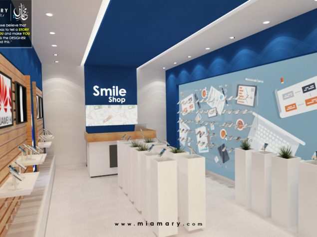 Smile Mobile Interior Design